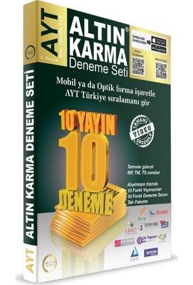 Altın Karma AYT 10 Deneme
