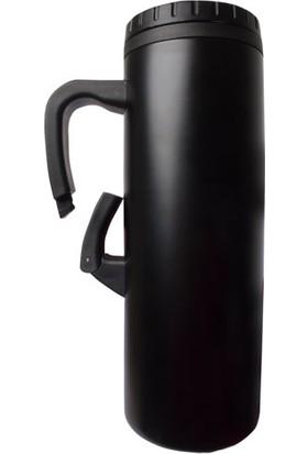 Biggmug 450 Ml Kulplu Çelik Mug