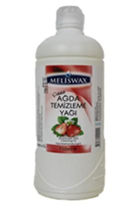 Meliswax Ağda Yağı Çilekli 750 ml.