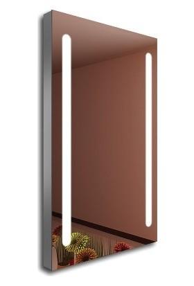 Dibanyo Buğu Çözücülü Ledli On/Off Düğmeli Ayna 50X70 Cm