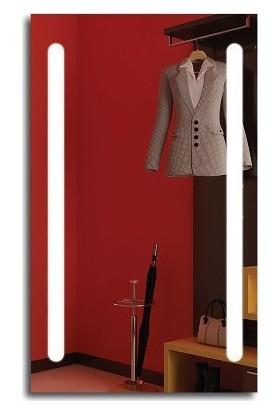 Dibanyo Buğu Çözücülü Sensörlü Ledli Ayna 60X100 Cm