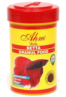 Beta Granul Food 100 Ml Balık Yemi