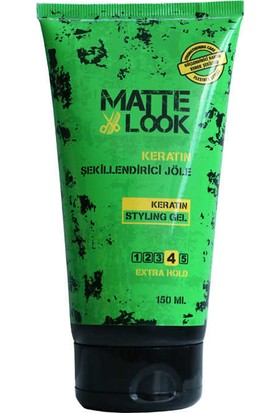 Matte Look Keratin Jöle 150 ML