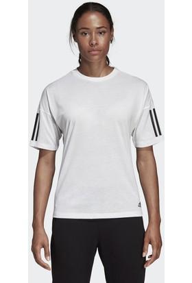 Adidas Kadın Günlük Tişört Du0011 W Mh 3S T-Shirt