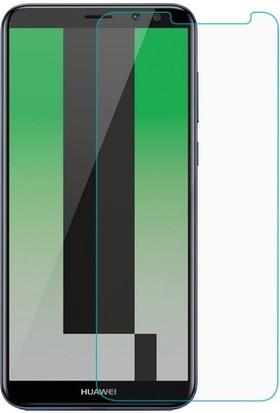 Ehr. Huawei Mate 10 Lite Nano Ekran Koruyucu Cam + Şeffaf Silikon Kılıf