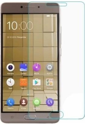 Ehr. Casper Via A1 Plus Nano Ekran Koruyucu Cam + Şeffaf Silikon Kılıf