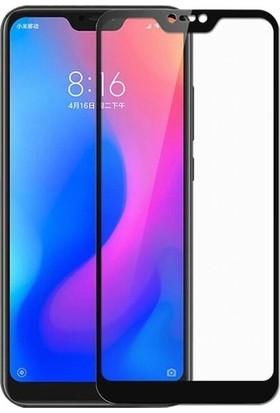 Ehr. Xiaomi Mi A2 5D Full Nano Ekran Koruyucu Cam - Siyah