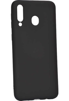 Ehr. Samsung Galaxy A8 2018 5D Full Nano Ekran Koruyucu Cam + Siyah Silikon Kılıf