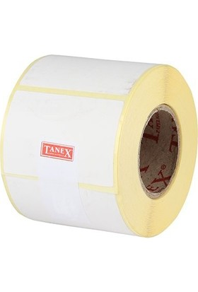 Tanex 100-150 1Li Barkod Etiketi 500 Pcs