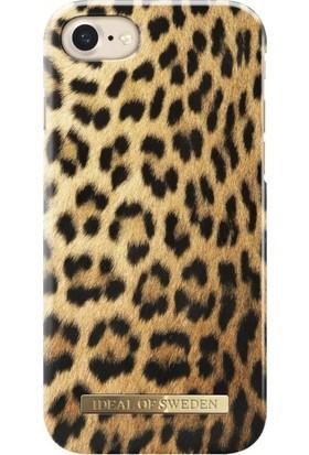 Ideal of Sweden iPhone 8-7-6s-6 Wild Leopard Arka Kapak