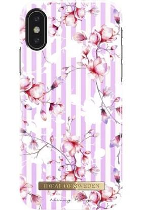 Ideal of Sweden iPhone X Magnolia Stripes Arka Kapak