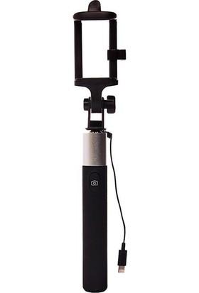 Microcase iPhone Lightning Girişli Selfie Çubuğu - Model No : AL2316