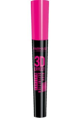 Farmasi 1301344 3D Effect Maskara 10 ml
