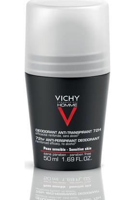 Vichy Erkekler İçin Terlemeye Ve Ter Kokusuna Karşi 72 Saat Etkili Roll-On