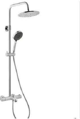 Artema AquaHeat A49254 RH3 Termostatik Banyo Sistemi Krom