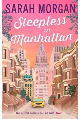 Sleepless In Manhattan (From Manhattan With Love 1) - Sarah Morgan