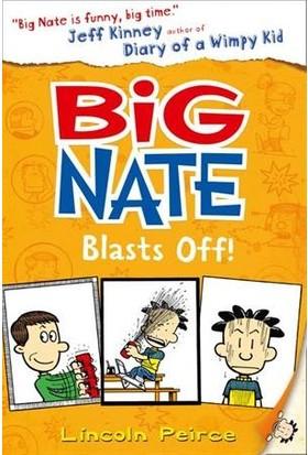Big Nate 8: Big Nate Blasts Off - Lincoln Peirce