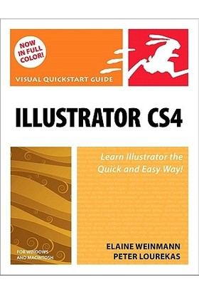 Illustrator Cs4 For Windows And Macintosh - Elaine Weinmann / Peter Lourekas