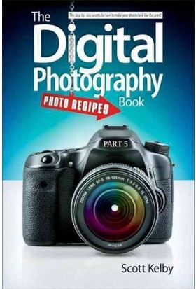 The Digital Photography Book 5 - Scott Kelby