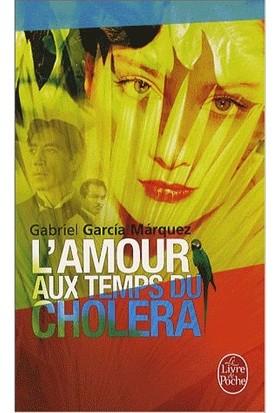 L'amour Aux Temps Du Choléra - Gabriel Garcia Marquez
