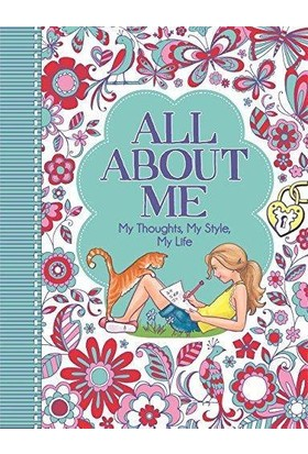 All About Me - Ellen Bailey