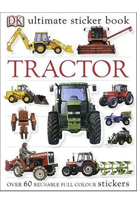 Tractor Sticker Activity Book - Dorling Kindersley