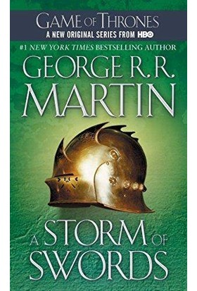 A Storm Of Swords: Steel And Snow (Us Edition) - George R. R. Martin