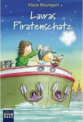 Lauras Piratenschatz - Klaus Baumgart