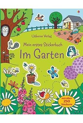 Mein Erstes Stickerbuch: Im Garten - Caroline Young