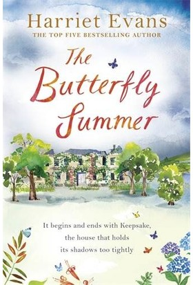 The Butterfly Summer - Harriet Evans
