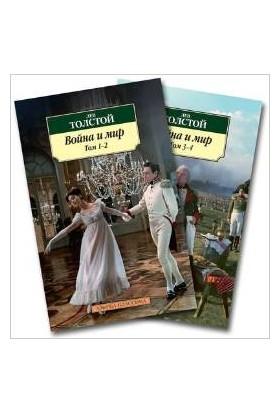 War And Peace (In 2 Books) - Lev Nikolayeviç Tolstoy