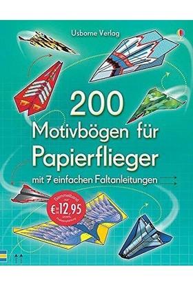 200 Motivbögen Für Papenflieger - Andy Tudor