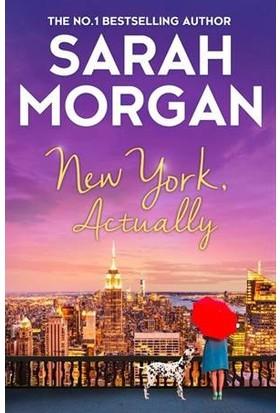 New York Actually - Sarah Morgan