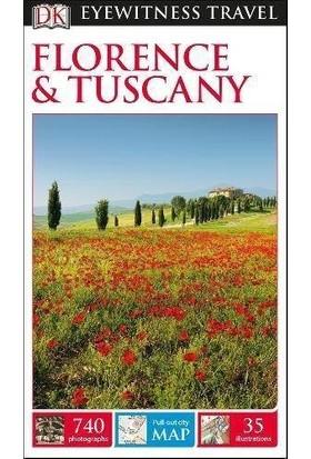 Dk Eyewitness Florence & Tuscany - DK-