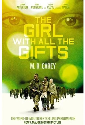 The Girl With All The Gifts (Movie Tie-In) - M. R. Carey
