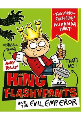 King Flashypants And The Evil Emperor - Andy Riley