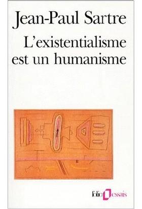 L'existentialisme Est Un Humanisme - Jean Paul Sartre