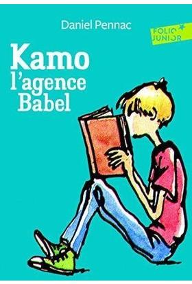 Kamo, L'agence Babel - Daniel Pennac