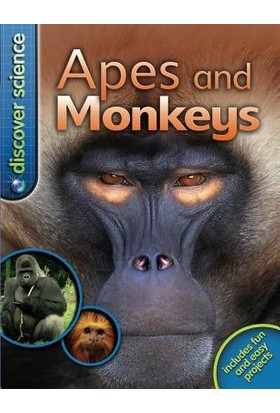 Discover Science: Apes And Monkeys - Barbara Taylor