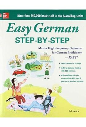 Easy German Step-By-Step - Ed Swick