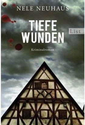 Tiefe Wunden(Bodenstein-Kirchhoff 3) - Nele Neuhaus