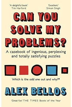 Can You Solve My Problems? - Alex Bellos