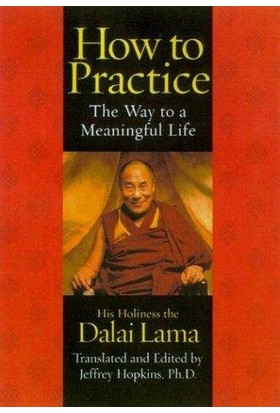 How To Practice: The Way To A Meaningful Life - Dalai Lama
