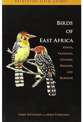 The Birds Of East Africa: Kenya, Tanzania, Uganda, Rwanda, Bruni - Terry Stevenson