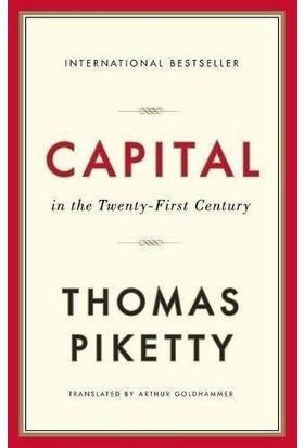 Capital İn The Twenty-First Century - Thomas Piketty