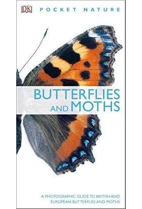 Butterflies And Moths (Pocket Nature) - DK