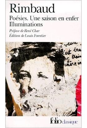 Poesies. Une Saison En Enfer Illuminations - Rimbaud