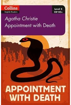Collins Appointment With Death (With Cd) - Agatha Christie