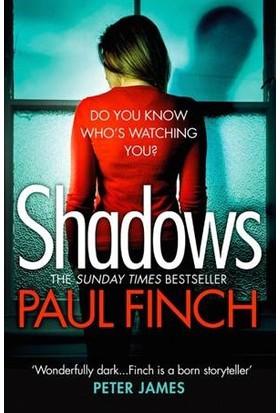 Shadows (Lucy Clayborn 2) - Paul Finch