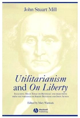Utilitarianism And Liberty (2nd Ed.) - John Stuart Mill